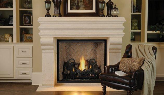 Astria Montebello DLX gas fireplaces  - Long Island, NY - Taylor's Hearth & Leisure