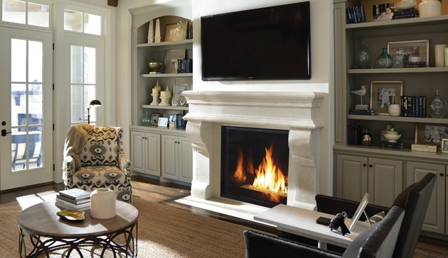 Astria Montebello DLXCD gas fireplaces - Long Island, NY - Taylor's Hearth & Leisure
