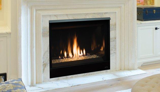 Astria Scorpio CD gas fireplaces - Long Island, NY - Taylor's Hearth & Leisure