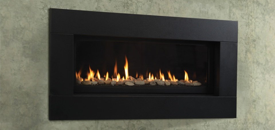 Majestic ECHELON Direct Vent Gas Fireplace - Long Island, NY - Taylor's Hearth & Leisure