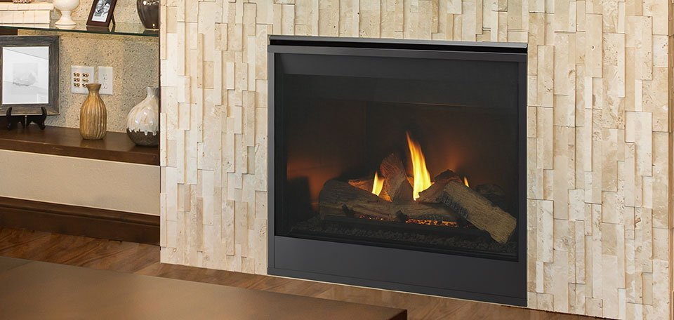 Majestic MERIDIAN SERIES Direct Vent Gas Fireplace - Long Island, NY - Taylor's Hearth & Leisure