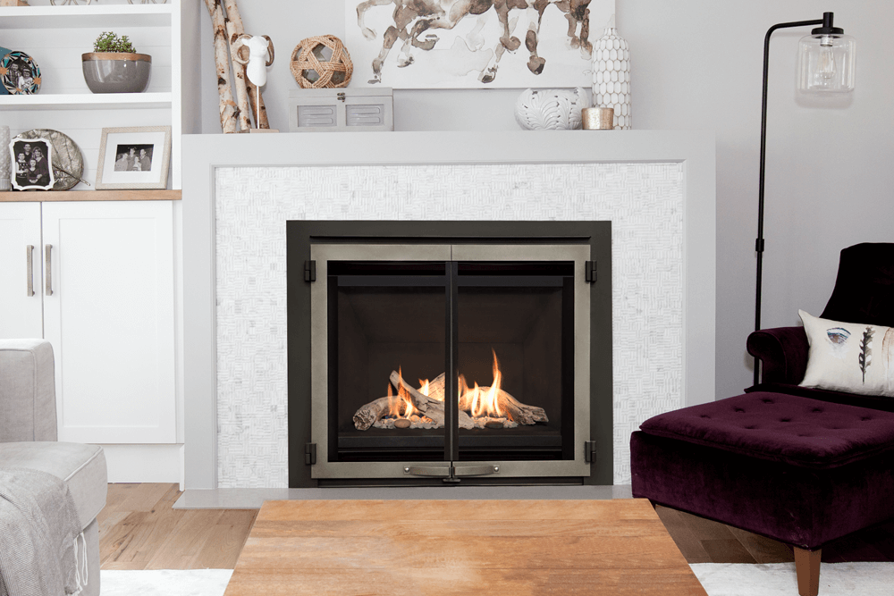 Valor H5 series gas fireplaces - Long Island NY - Taylor's Hearth & Leisure