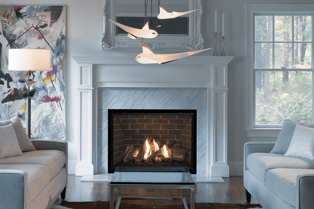 Valor H6 series gas fireplaces - Long Island NY - Taylor's Hearth & Leisure