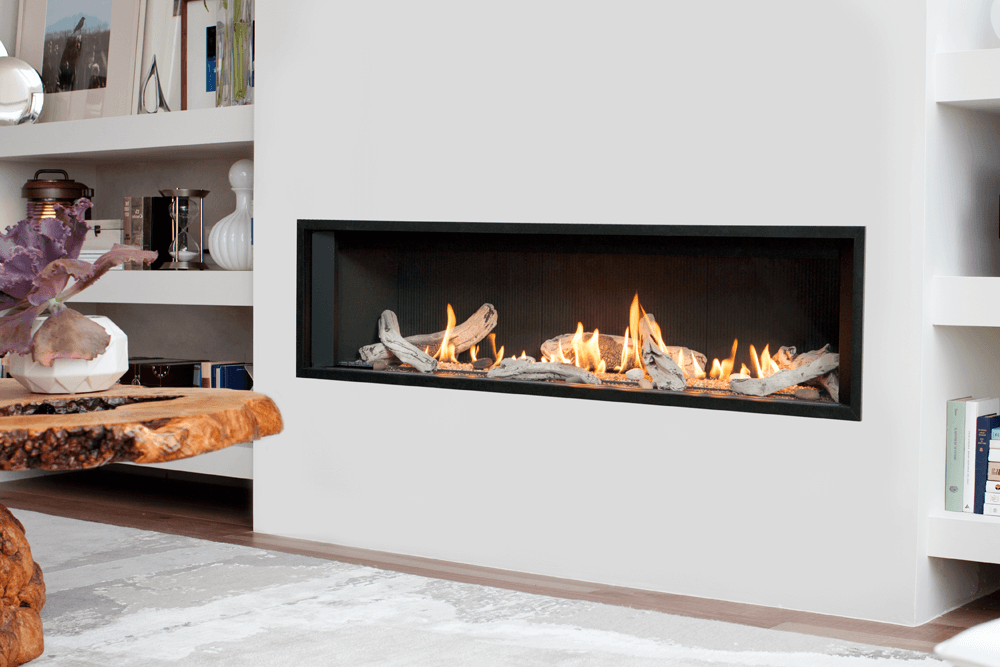 Valor L3 Linear Series gas fireplaces - Long Island NY - Taylor's Hearth & Leisure