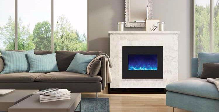 Amanti ZECL‐26‐2923-BG ZERO CLEARANCE ELECTRIC FIREPLACE - Taylor's Hearth & Leisure - Long Island NY