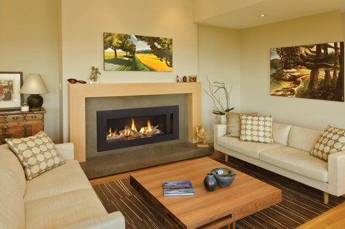 Valor The Ledge gas fireplaces - Long Island NY - Taylor's Hearth & Leisure