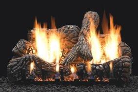fireplace log sets - Long Island NY - Taylor's Hearth & Leisure