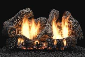 gas fireplace log sets - Long Island NY - Taylor's Hearth & Leisure