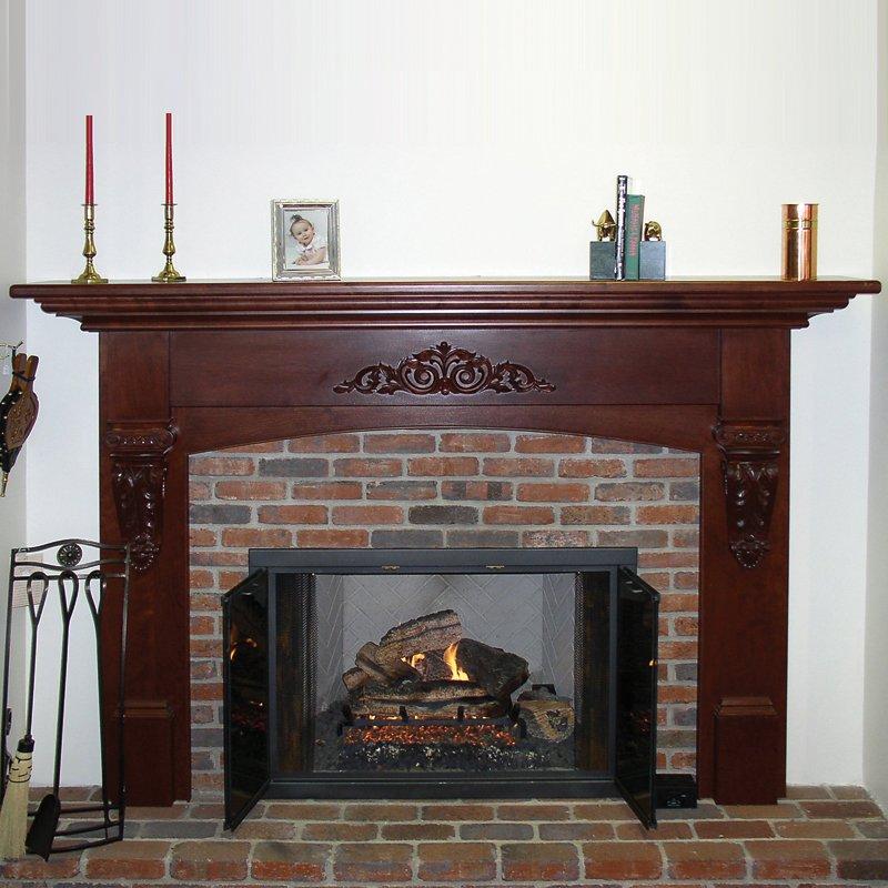 fireplace mantel supplier - Long Island, NY