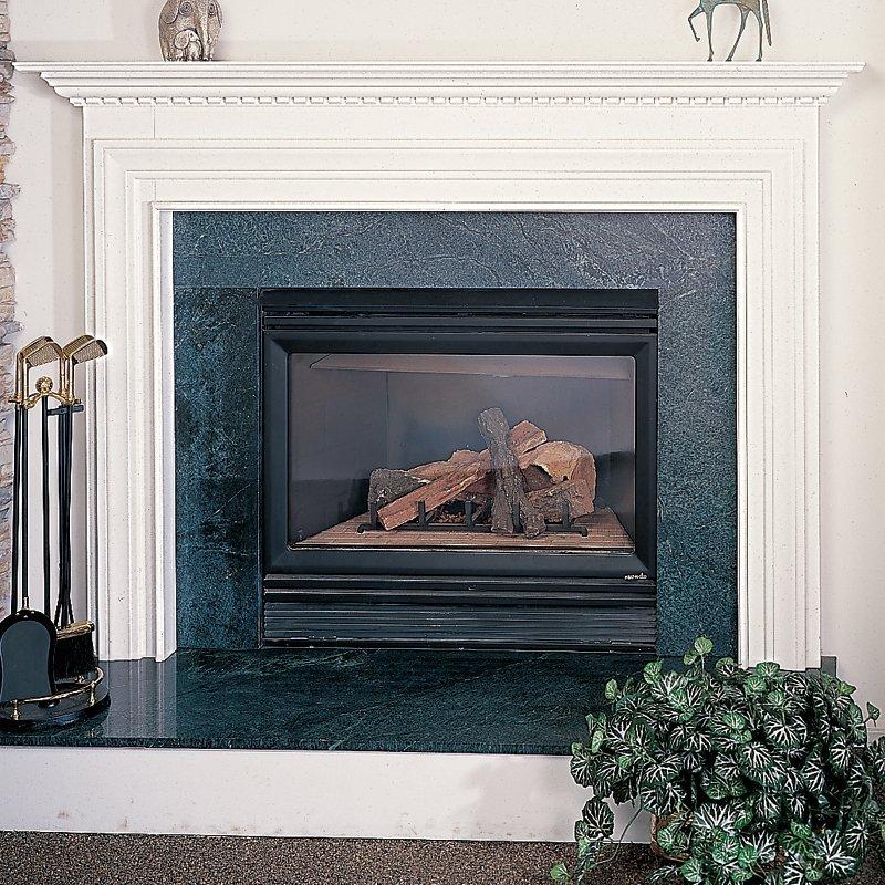 wood burning fireplace mantels - Nassau County, NY