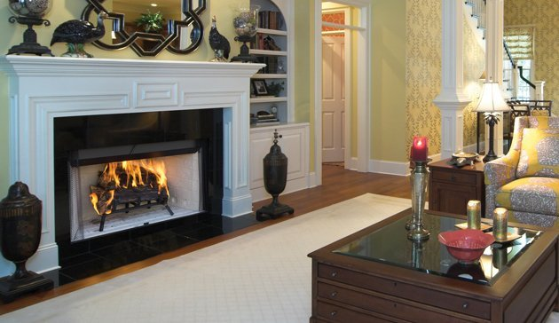 wood fireplaces - Nassau County, NY