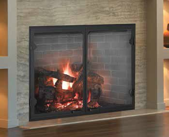 Majestic wood burning fireplaces - Long Island, NY