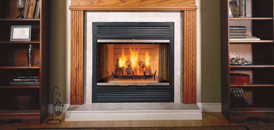 wood burning fireplace supplier - Long Island, NY