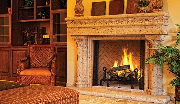 Wood Fireplaces Nassau County Amp Long Island Ny Taylor