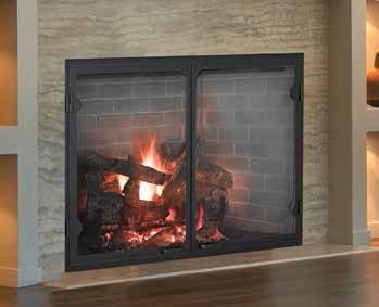 Majestic wood burning fireplaces - Long Island, NY