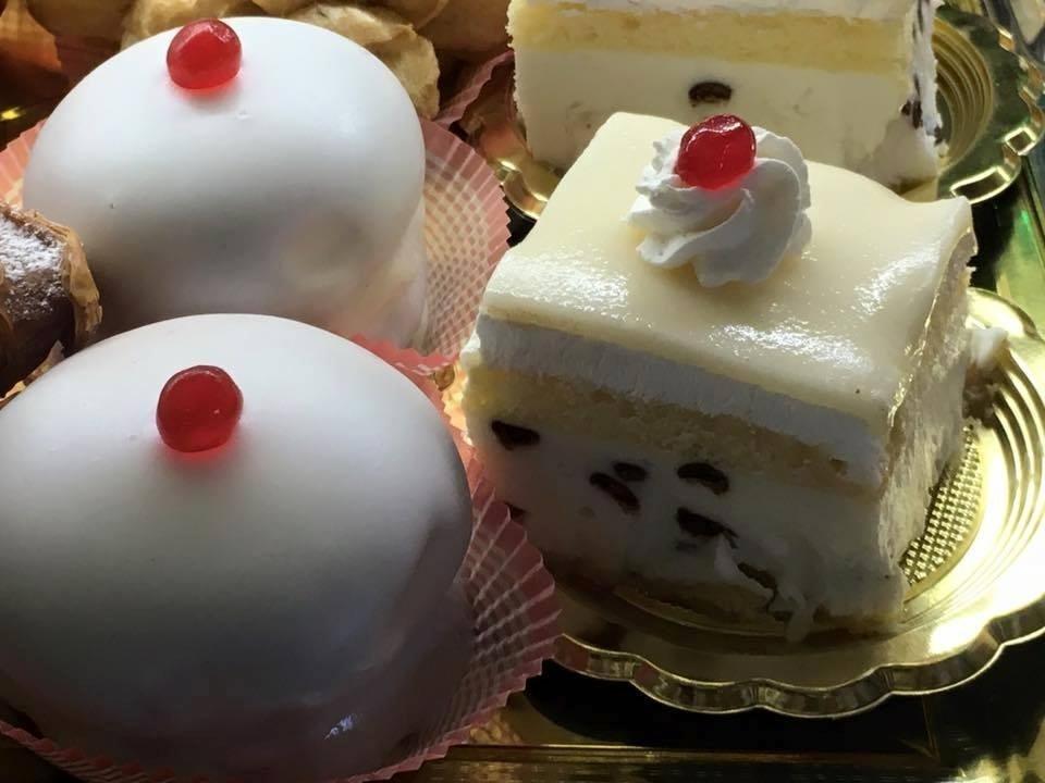 dolci alla crema