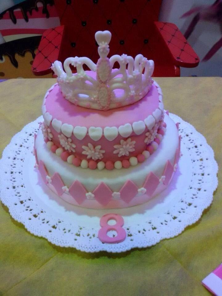 torta su due piani