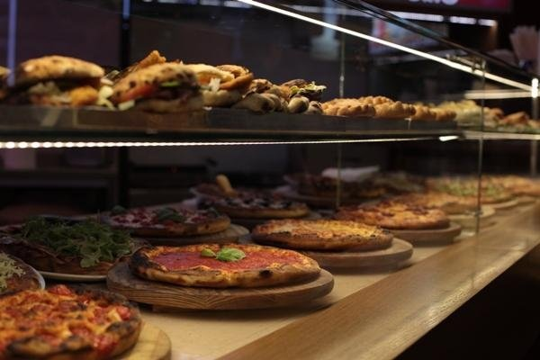 Pizza e Panini