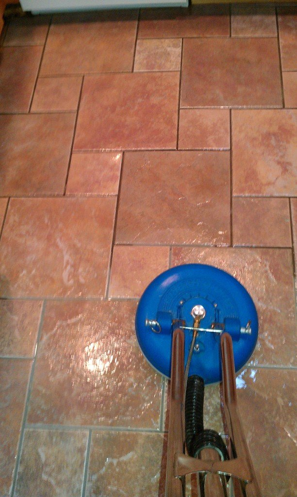 New York tile and grout cleaning.