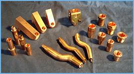 Componenti per industria elettromeccanica