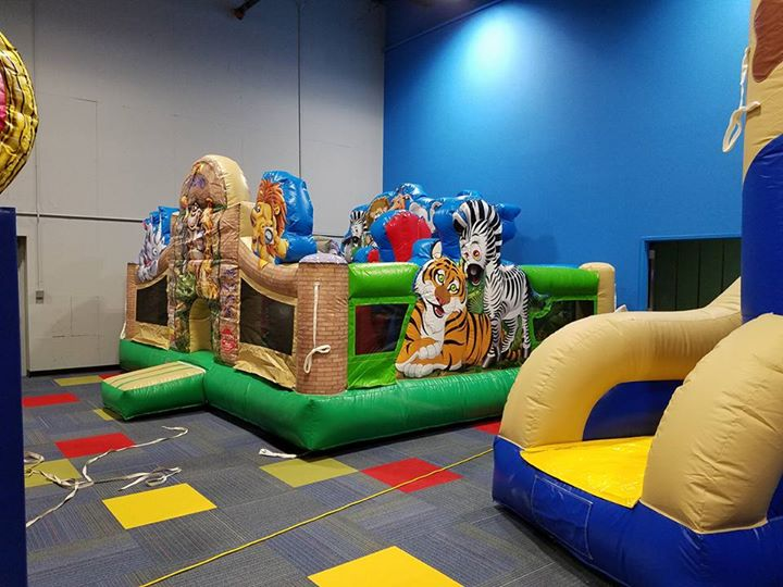 Leap N Laugh Kids Party Rochester Ny