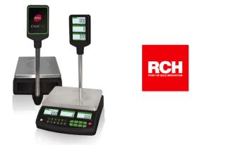 Bilance elettroniche RCH.