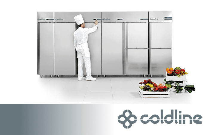Armadi refrigerati Cold Line