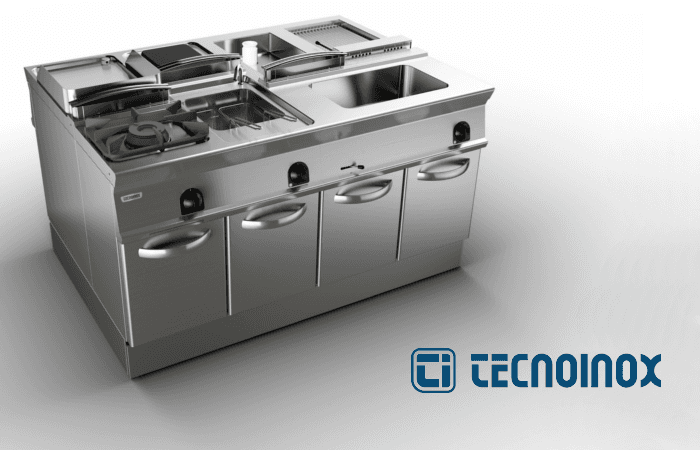 Cucine professionali Tecnoinox
