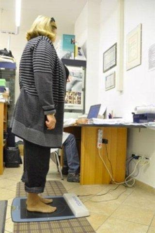 analisi postura