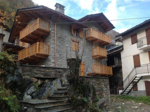 balconi legno