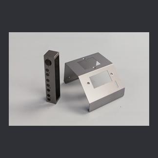 componenti meccaniche su disegno in acciaio inossidabile