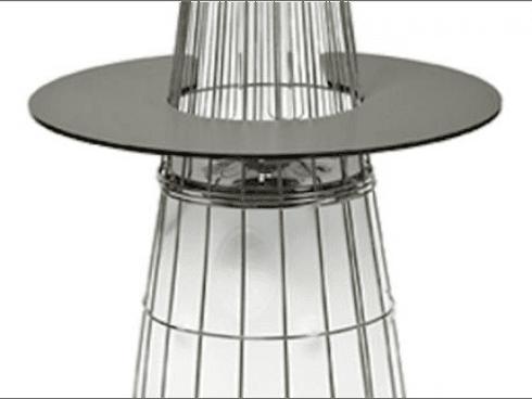Tavolino per Falò Lightfire Dolce Vita