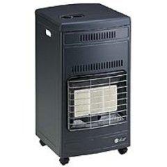 Stufa infrarossi GPL ventilata