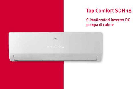 Top Comfort SDH18