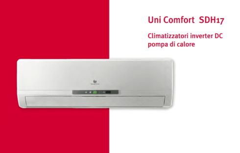 Uni Comfort SDH17