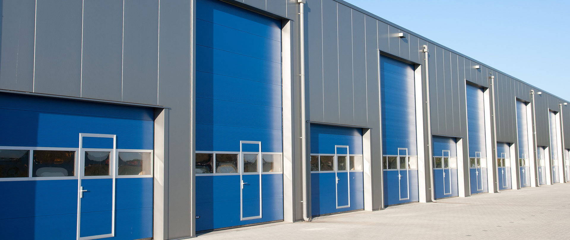 compact doors