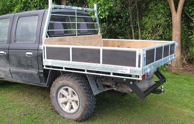 Pickup trailer