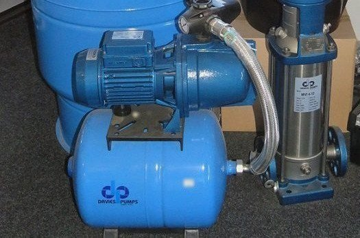 Certified pump