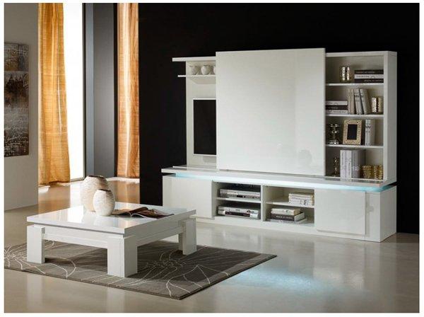 salotto color bianco