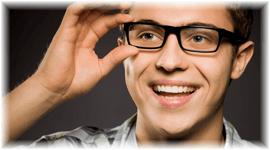 occhiali per miopia