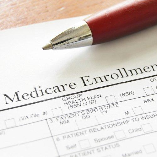 Medical Enrollment form
