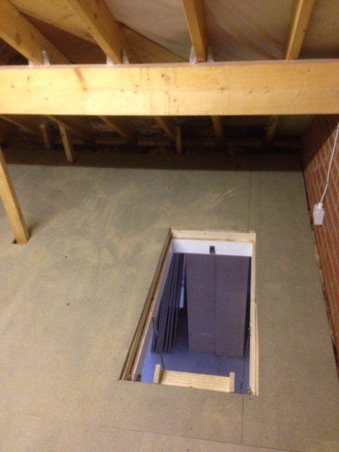 Loft access solutions