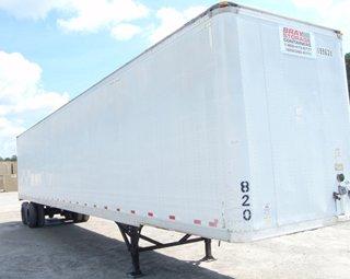 storage trailers Jacksonville, NC