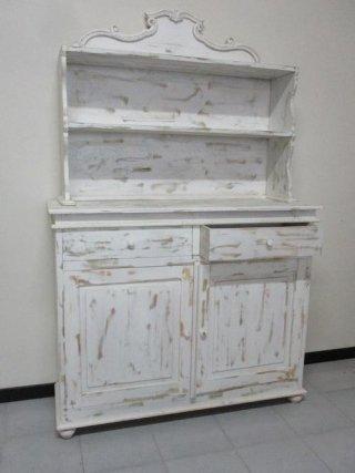 shabby chic mobili decapato bianco provenzale armadi tavoli ...