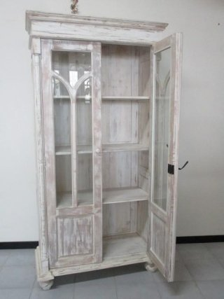 Shabby chic mobili decapato bianco provenzale armadi - Vendita mobili shabby ...
