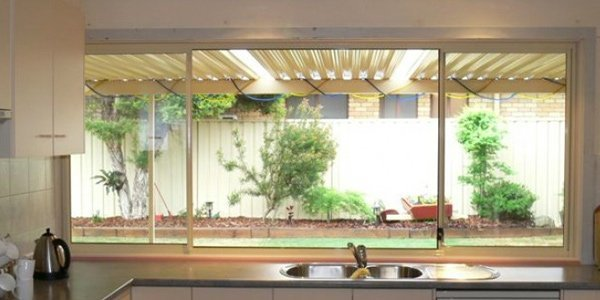 Sliding aluminium windows in Canberra