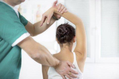 la figura dell'osteopata