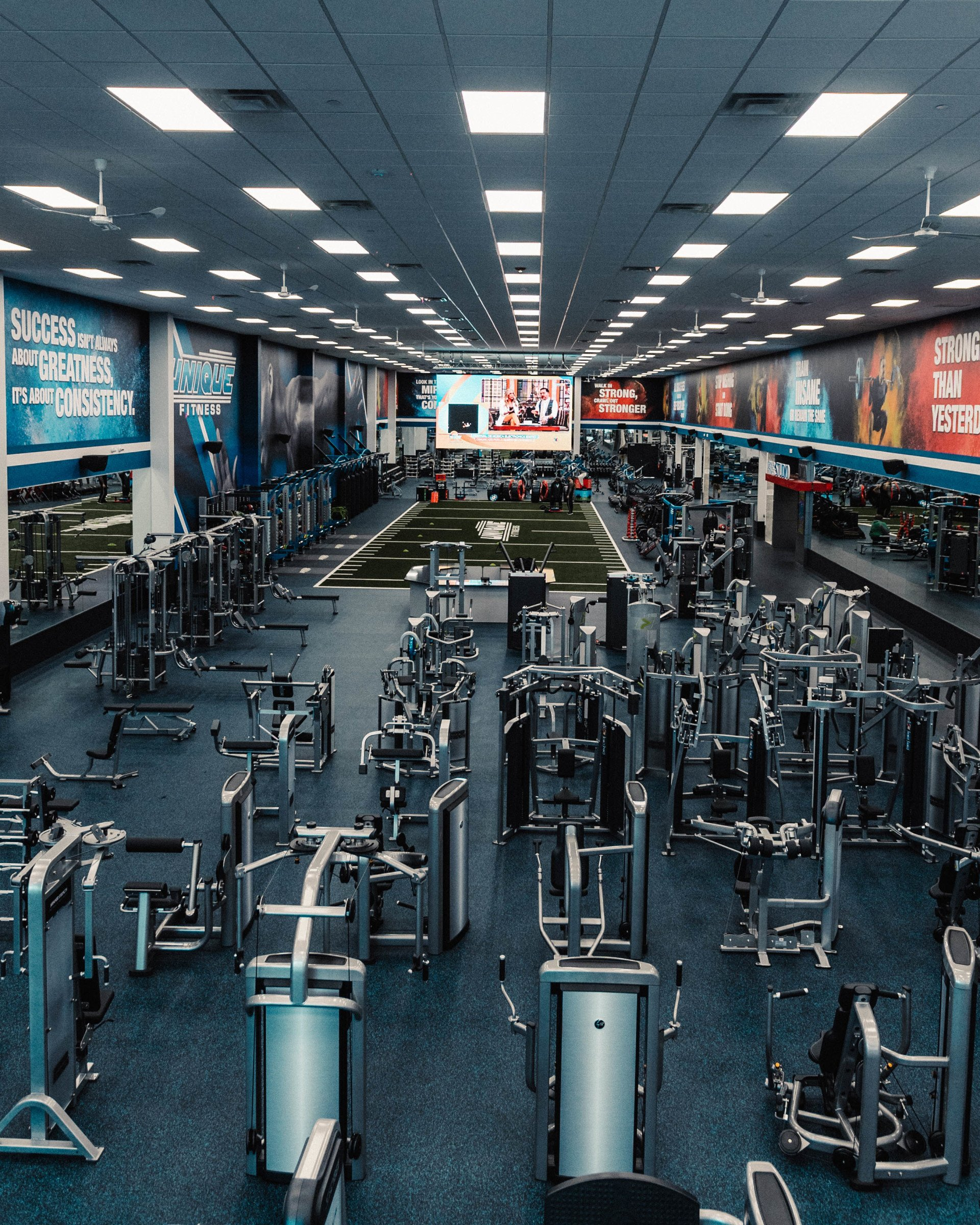 Farmingville Unique Health And Fitness Gym And Fitness Center
