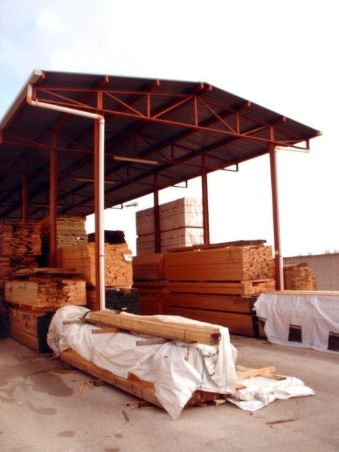 articoli di legno per edilizia