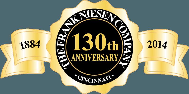 The Frank Niesen Company 130th Anniversary